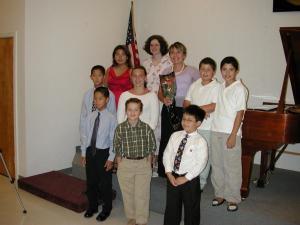 2002 RMAOA Students and Guests Recital at JK Music
