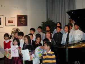 2004 RMAOA Recital at Lake Anne
