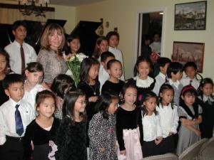 2005 RMAOA Recital featuring Sasha Peters