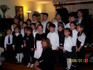 2006 RMAOA Spring Recital