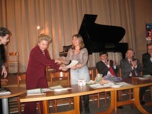 2007 RMAOA Festival Competition in Russia: Musica Classica