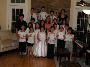 2007 RMAOA Graduation Concert
