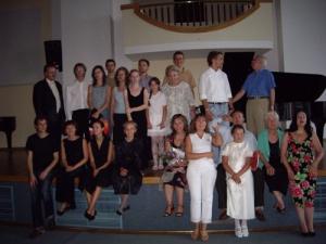 2007 RMAOA & Fermata Festival Competition in Poland
