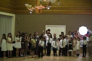 2011 RMAOA Charity Concert for Amina Carlin honoring Russian Federation Day